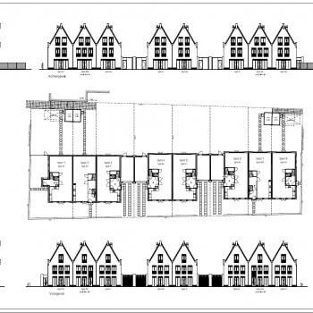 nieuwbouw woningen in Lisse